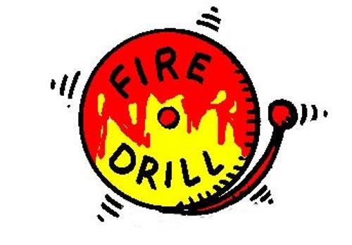 The Fire Drill At Phuket Municipal Office Phuket News