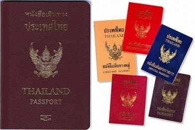 thai passport date of birth