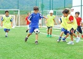 Learning New Skills at Soccer School