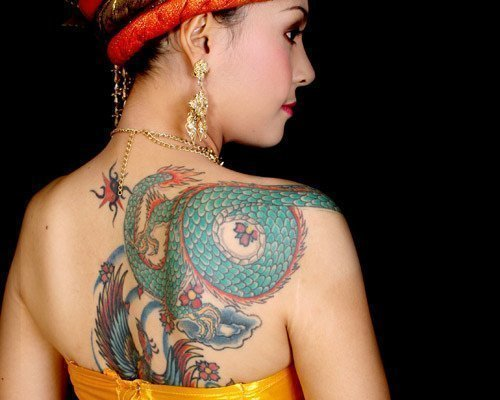 1st Phuket International Tattoo Convention 2010