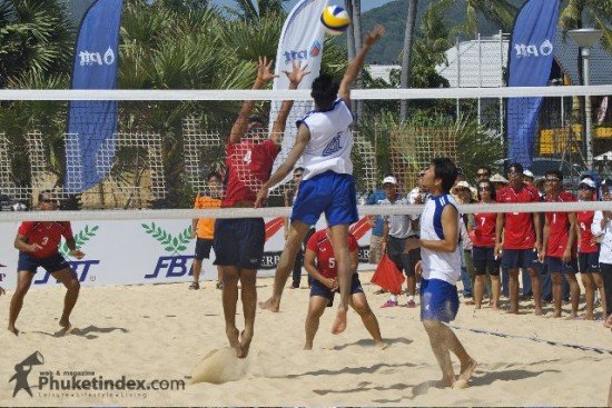 beach volleyball 2010