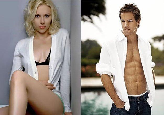 Ryan Reynolds & Scarlett Johansson Divorce: Breakup ... Scarlett Johansson Divorce