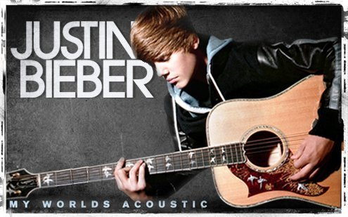 "justin bieber my world acoustic album. Justin Bieber, New Album ""My"
