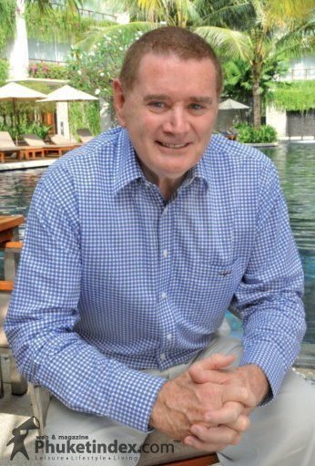 Larry Cunningham - GM The Chava Resort Surin Beach
