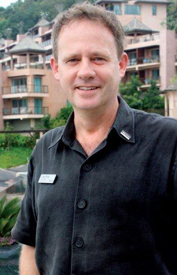 Greg Findlay of Westin Siray Bay Resort & Spa Phuket