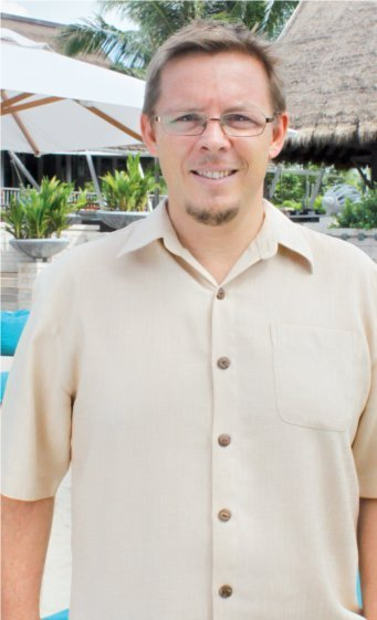 Mark Hehir of Anantara Phuket Villas