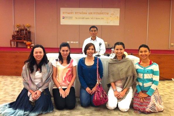 Dharma Training at Bangkok Hospital Phuket