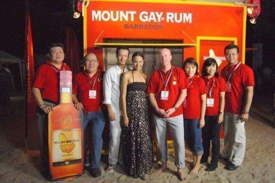 RUM MOUNT GAY