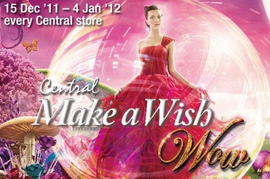 Central Make A Wish WOW