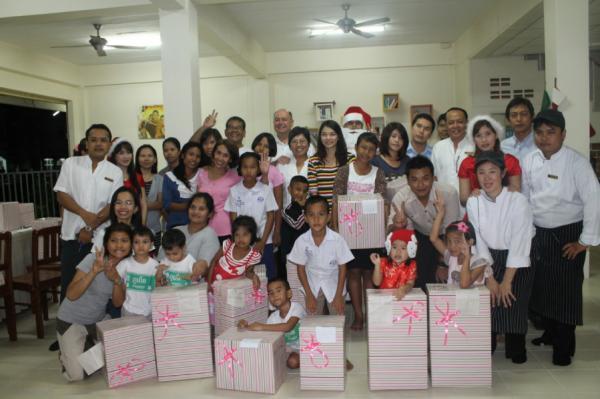 "Sharing is Caring"" with Millennium Resort Patong Phuket"