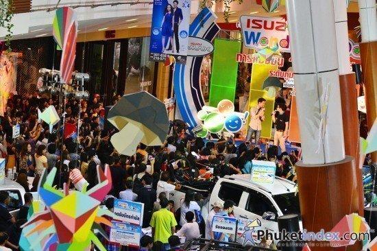 Isuzu Wonderful Day @ Central Festival Phuket