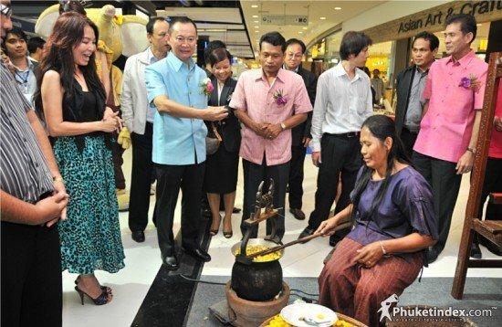 Surin Festival showcase at Central Festival Phuket