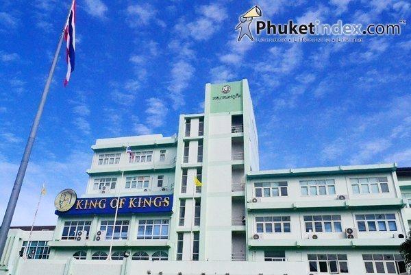 Phuket City for 2012 Prapokklao Institute Gold Award