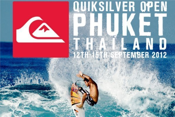 Phuket holds press conference for Quiksilver surf competition