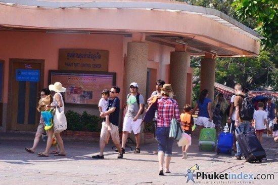 Phuket tourists numbers still climbing