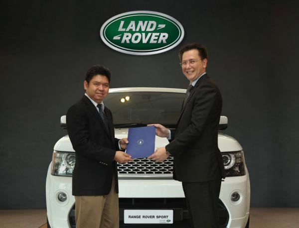 Phuket's King's Cup Regatta 2012 sponsored by Land Rover