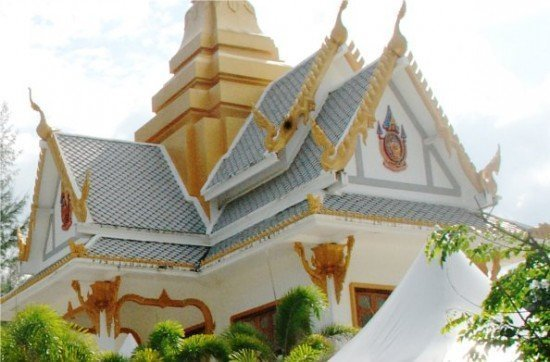 Phuket to improve King's monument