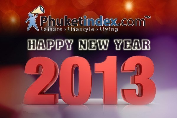 Happy New year from Phuketindex.com