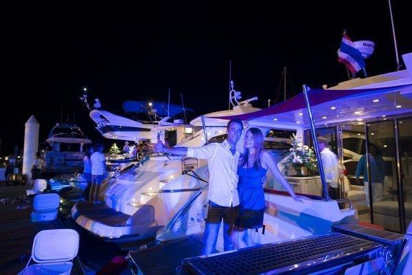 Phuket's Andaman Cruises introduce new yachts with Blue Party