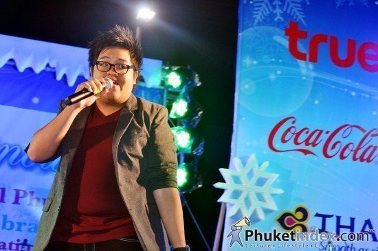 Central Festival Phuket North Pole Celebration Concert