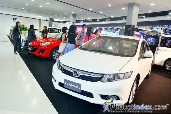 15th Andaman Motor Show @ Central Festival Phuket East