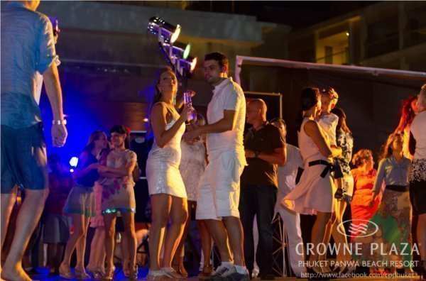 Phuket's Crowne Plaza Panwa Beach welcomes in the New Year