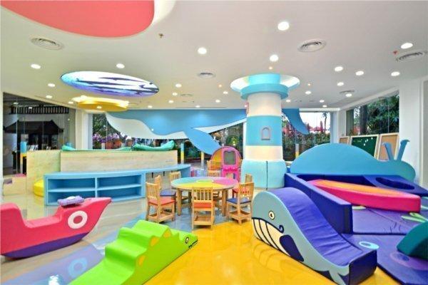 Phuket S Jw Marriott S New Look Children S Club Phuket