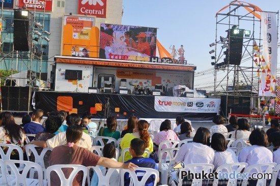 Chinese in Love @ Central Festival Phuket