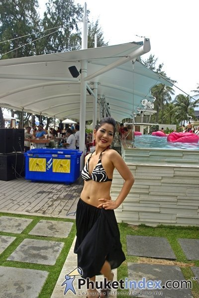 XANA setting the scene for Phuket beach clubs