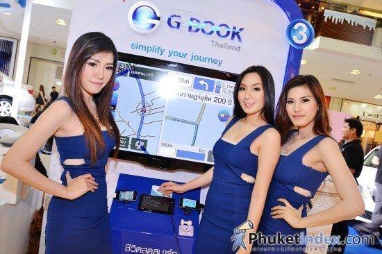 Aum Patcharapa @ Corolla Altis 7 Wonder Speed Day Phuket