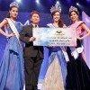 Phuket Hotel presents gift to Miss Thailand World 2013