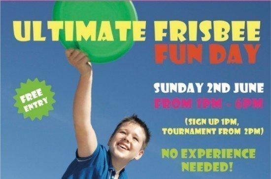 Phuket beach club to hold Ultimate Frisbee Fun Day