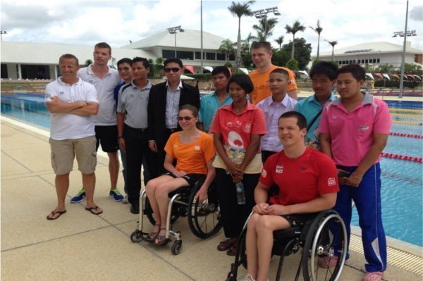 Phuket Plays Host to Paralympians