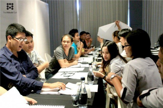 Phuket's Attitude Club holds Leadership and Construction Development seminar