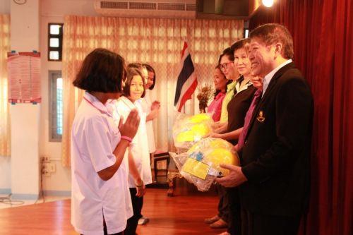 Phuket School holds Safety Drive Project