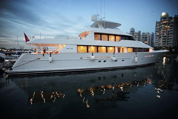 Phuket to gain new charter yacht show