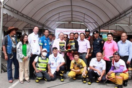 Phuket sectors working together to resolve Supercheap fire