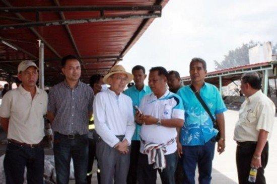 Phuket PAO Sends Team to Assist SuperCheap Disaster