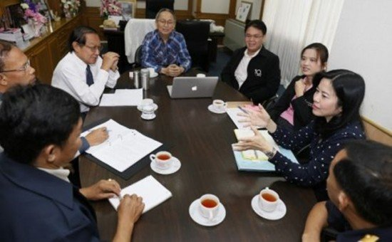 Phuket holds follow up meeting on Chalong Pier Administration
