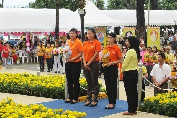 Amari Phuket celebrates King Bhumibol Adulyadeg's 86th birthday