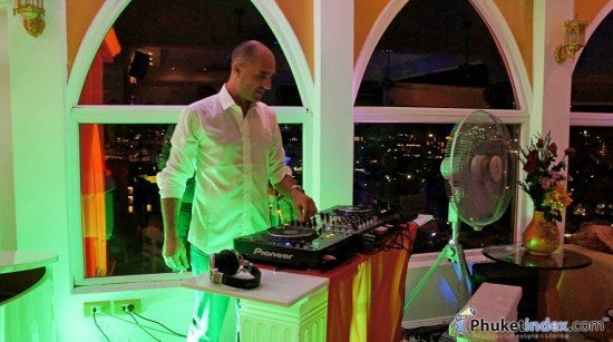 Phuket's Le Versace host a right Royal Party