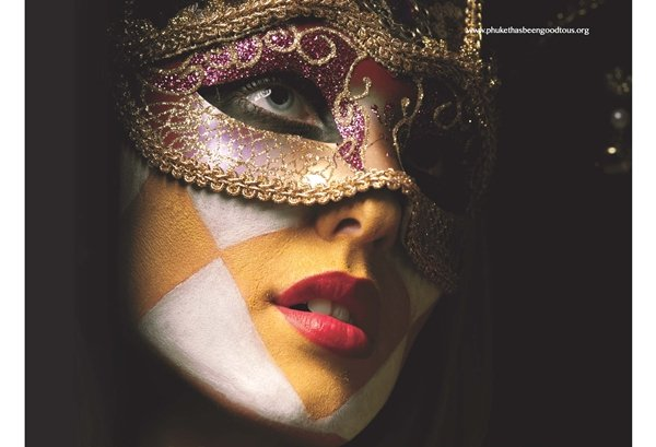 Phuket's Night of Masks, Mystique and Marvel