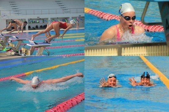 Swim Stars Meet at Thanyapura Phuket