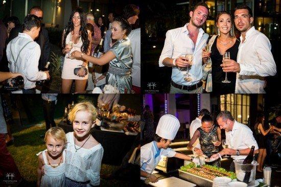 New Year's Moments at Twinpalms Phuket
