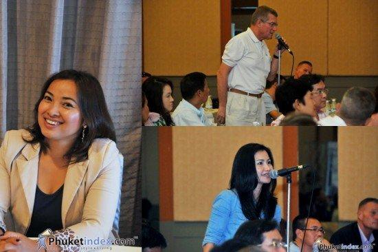 Phuket's Economic and Investment Seminar