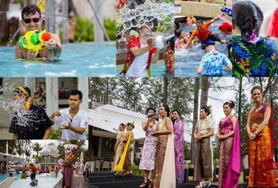 Songkran Family Fun at Angsana Laguna Phuket