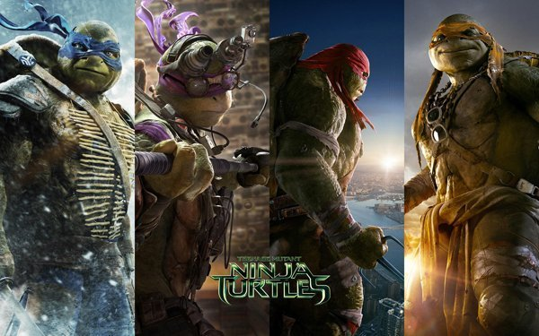 Phuket Now Showing : Teenage Mutant Ninja Turtles