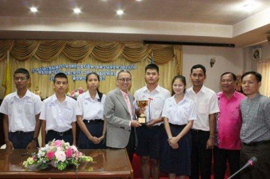 Phuket increasing English teaching and learning efficiency