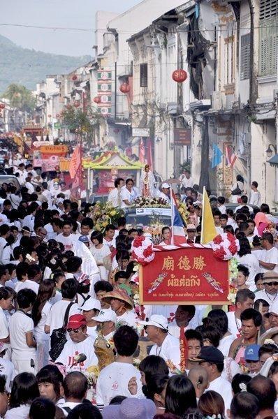 Amari Phuket to take part in Vegetarian Festival