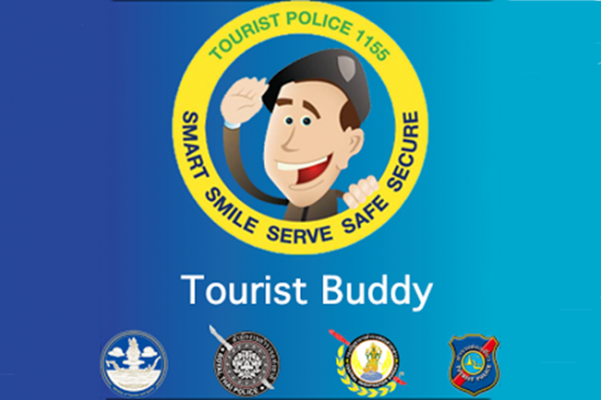 New smartphone app launched by tourist police